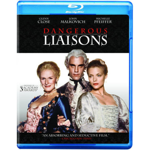 Dangerous Liaisons (Blu-ray) (Widescreen)