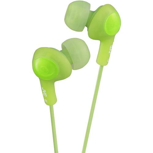 JVC Gummy Plus In-Ear Earbuds