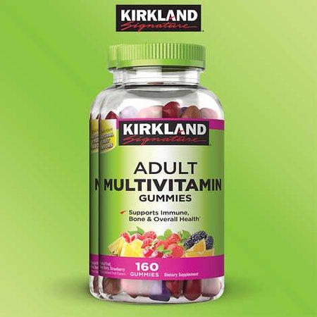 Kirkland Signature Adult Multivitamin, 320 (Best Kirkland Signature Womans Vitamins)