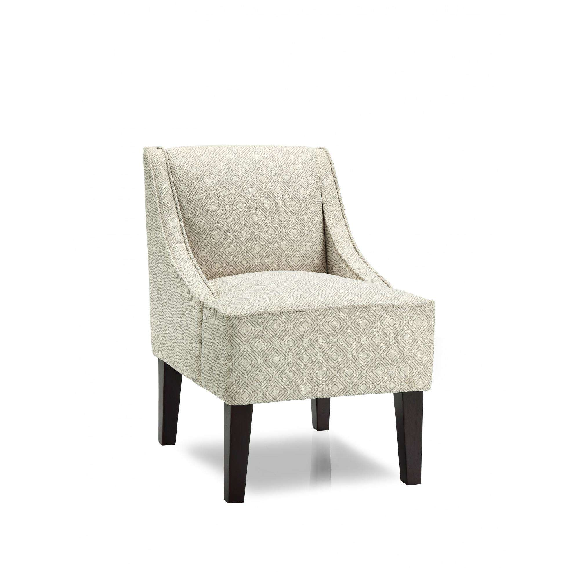 Phoenix Gigi Upholstered Accent Chair, Multiple Colors