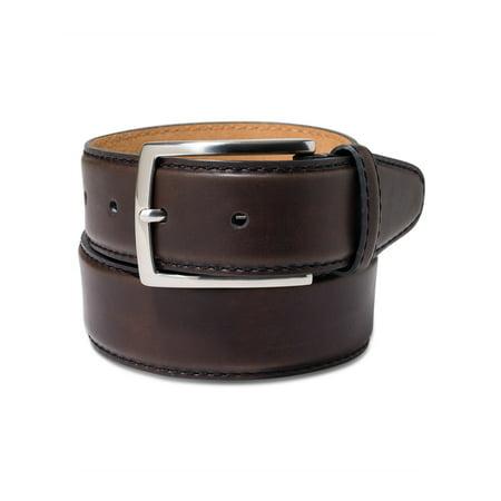 Tasso Elba Mens 1487 Vachetta Belt brown 32 - image 1 of 1