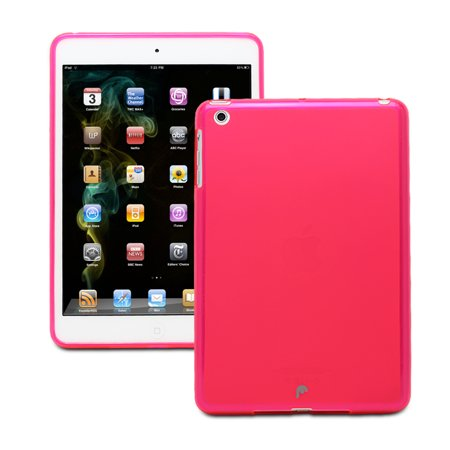 Fosmon DURA FROST SERIES Protective Skin Case for Apple iPad Mini 7.9 inch Tablet (Pink) (Skin Ipad Cases)