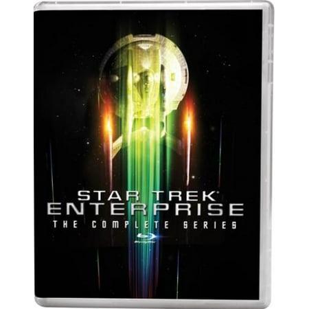 Star Trek  Enterprise   The Complete Series  Blu Ray   Widescreen