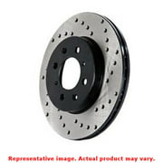 StopTech Brake Rotor - SportStop Drilled 128.42068L Front Left Fits:INFINITI 1