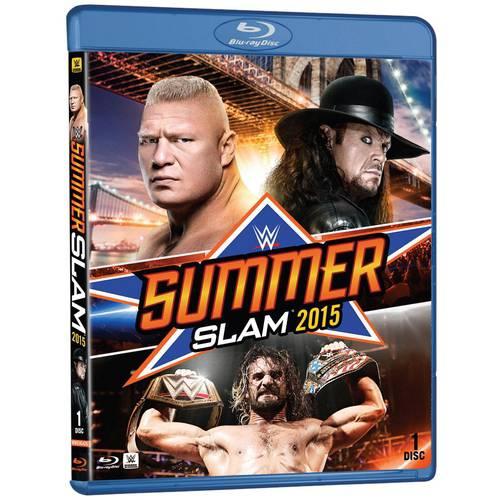 WWE: SummerSlam 2015 (Blu-ray) WWEBR543029