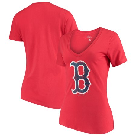 Clothing In The Elizabethan Era (Women's 5th & Ocean by New Era Red Boston Red Sox V-Neck Team)