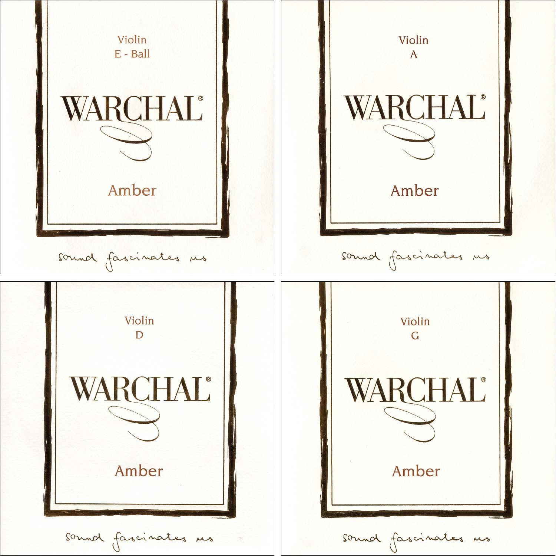 Warchal Violin Amber Set 4//4