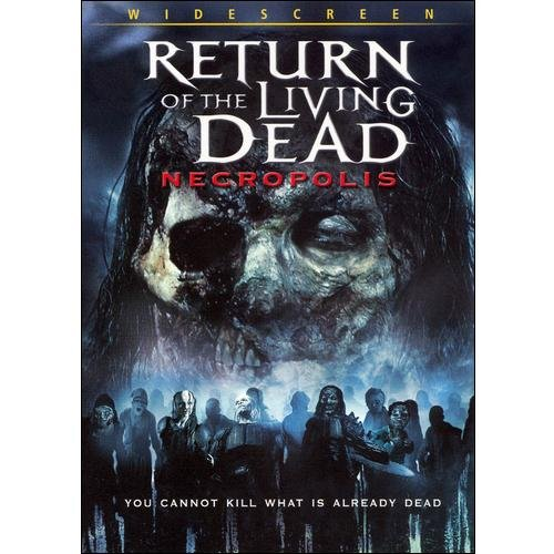 Return Of The  Living Dead 4: Necropolis (Widescreen)