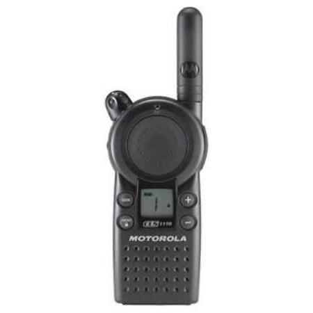 - Ultra Compact Handheld UHF Business 2-Way Radio 1-Watt Power 1 Chann