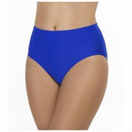 e406809eb1446 Penbrooke - Penbrooke NEW Royal Blue Women Size 22W Plus Tummy Control  Bikini Bottom - Walmart.com