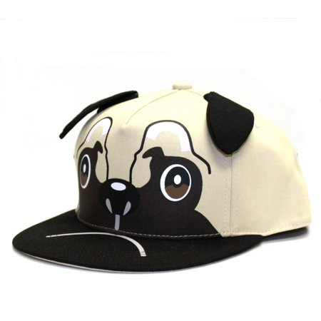 City Hunter CF1611 Animal snapback-dog - One Size - Walmart.com 3ede02e1b88
