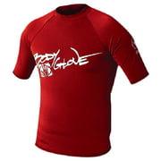Basic Short Sleeve Lycra Shirt SM 1210-S-NN