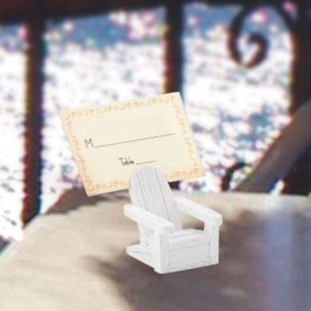 Adirondack Chair Place Card Holders  pack of 60 Adirondack Chair Place Card Holders