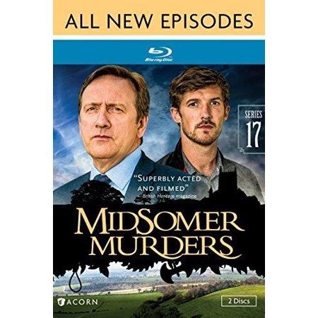 Midsomer Murders: Series 17 (Blu-ray) - image 1 de 1