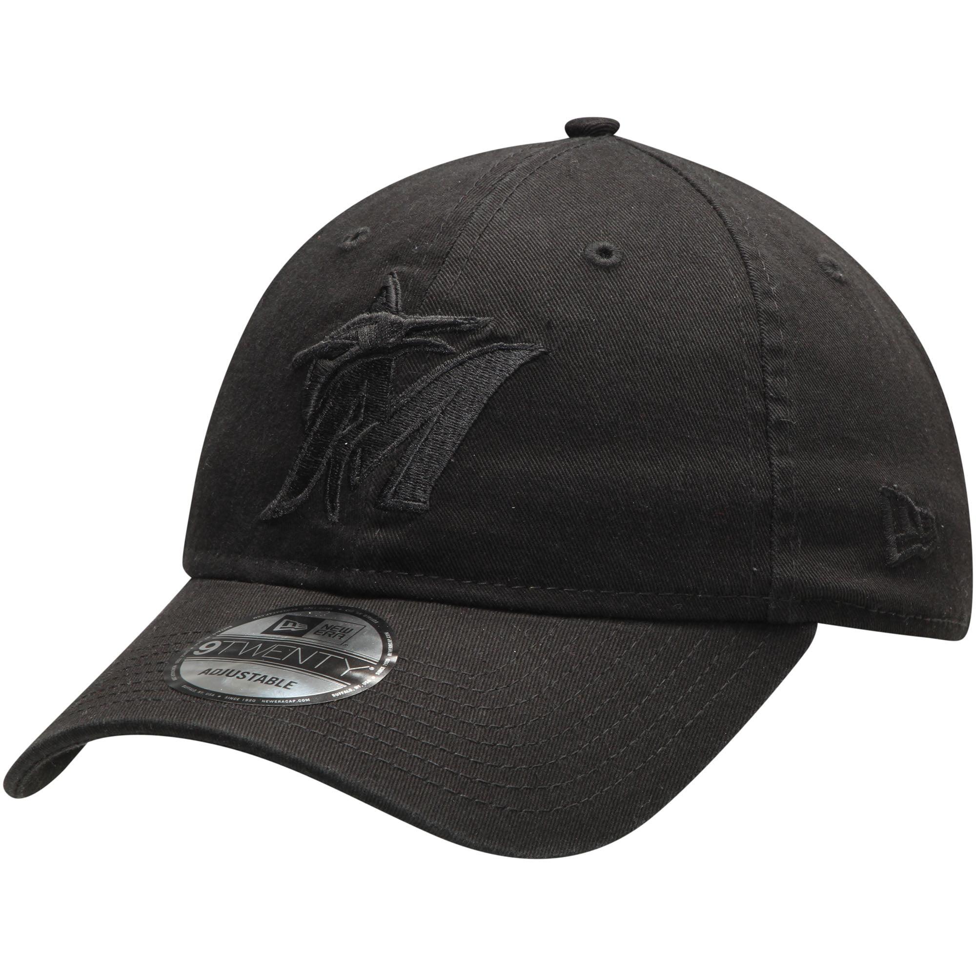 get online best supplier quite nice Miami Marlins New Era Team Tonal Core Classic 9TWENTY Adjustable ...