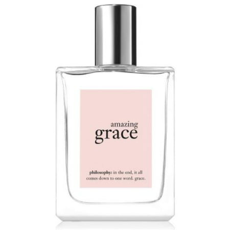 Philosophy Amazing Grace Eau De Toilette Spray for Women 2 (Best Amazing Grace Performance)