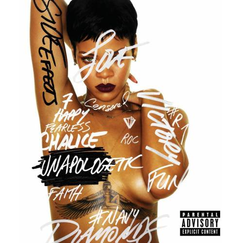 Unapologetic (Explicit) (Deluxe Edition) (CD/DVD)