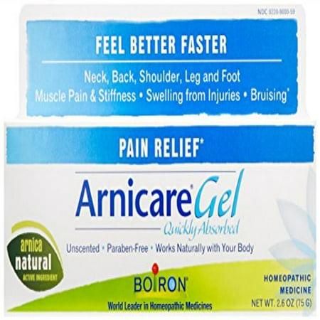 Boiron Arnicare Arnica Gel, Homeopathic,  2.6 Ounce