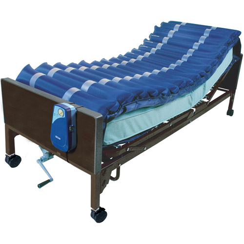 Drive Medical Med Aire Low Air Loss Mattress Overlay