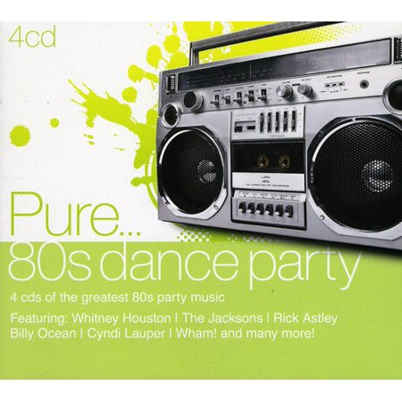 Pure 80s Dance Party / Various (CD)