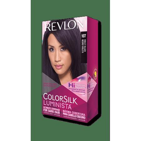 Revlon ColorSilk Luminista™ Hair Color, Violet