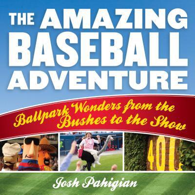New Baseball Ballparks (The Amazing Baseball Adventure)