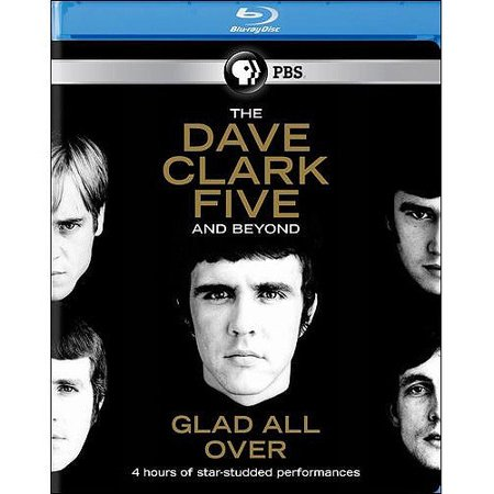 The Dave Clark Five And Beyond  Glad All Over  2 Discs   Blu Ray
