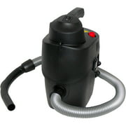 Keystone SMARTVAC 4.5HP Self-Cleaning Hand-Held Indoor/Outdoor Dry Vac in Black