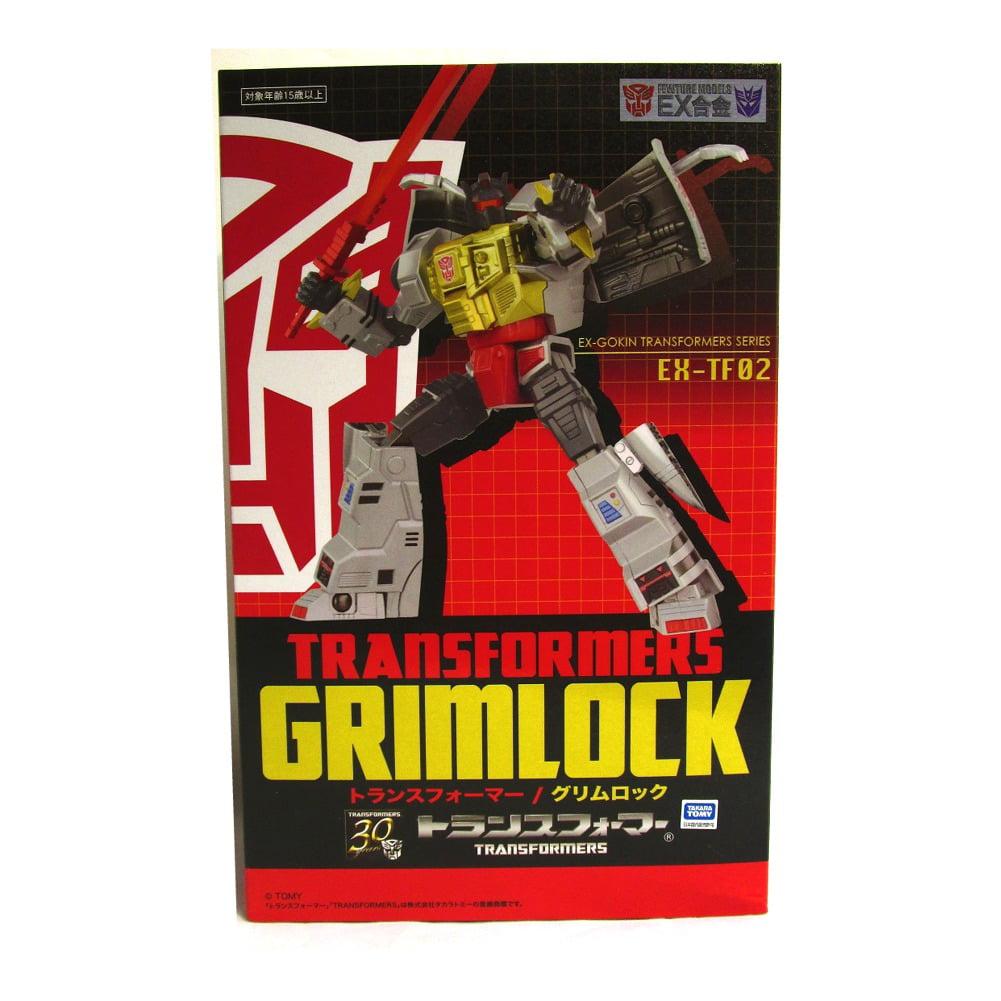 Grimlock EX-TF02 Transformers EX-Gokin Series Takara Tomy...