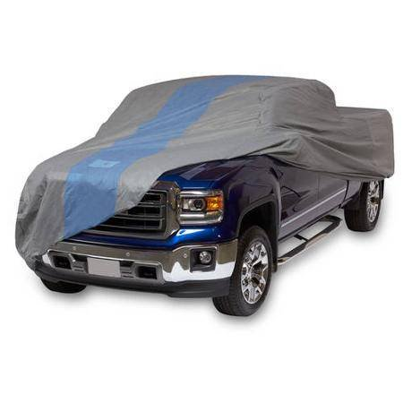 RacersEdgeZR1 Truck Covers FOUR Layer Cover for Mid Size Pick Up's 17.5'L x 65