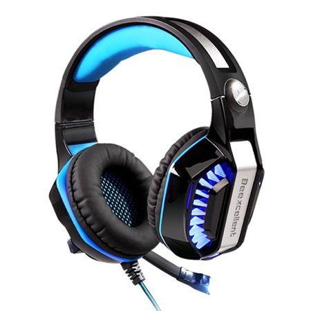 Beexcellent GM-2 Game Professional Headset For PlayStation 4, PSP, Laptop, Computer, Tablet, IPad, Mobile Phone