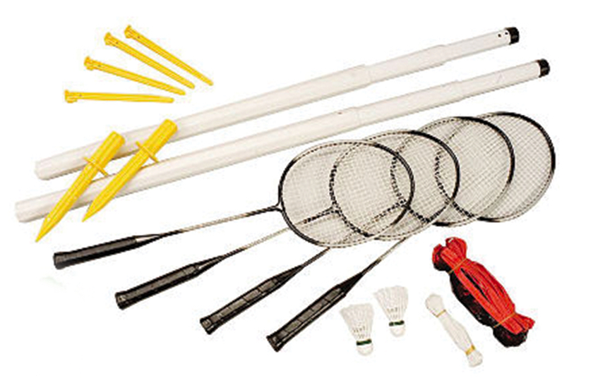 Coast Athletic Portable Badminton Set by
