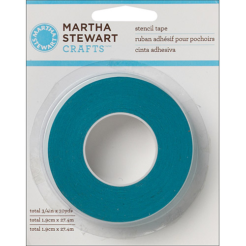 "Martha Stewart Stencil Tape, 3/4"" x 30 Yards"