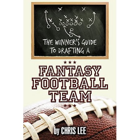 The Winner's Guide to Drafting a Fantasy Football