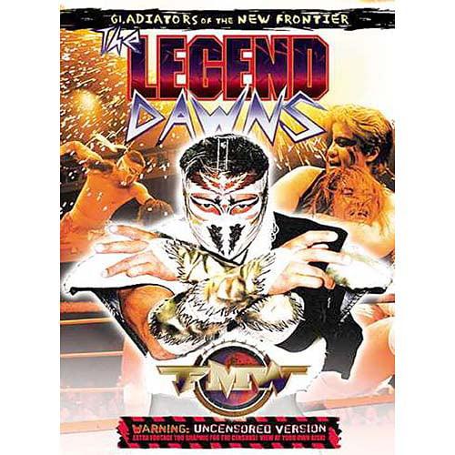 FMW (Frontier Martial Arts Wrestling) Legend Dawns by GROUNDZERO ENTERTAINMENT