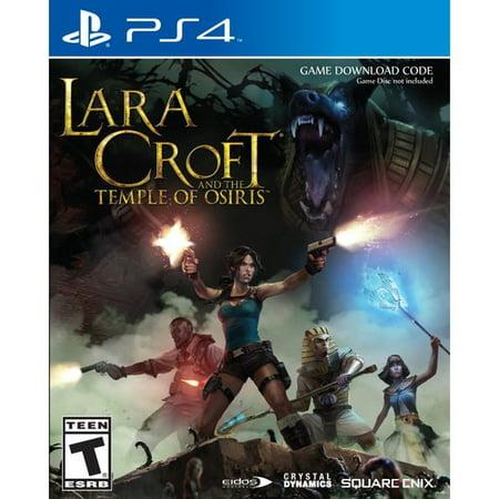 Lara Croft Temple of Osiris Digipack, Square Enix, PlayStation 4, 662248915517 - Lara Croft Halloween Makeup