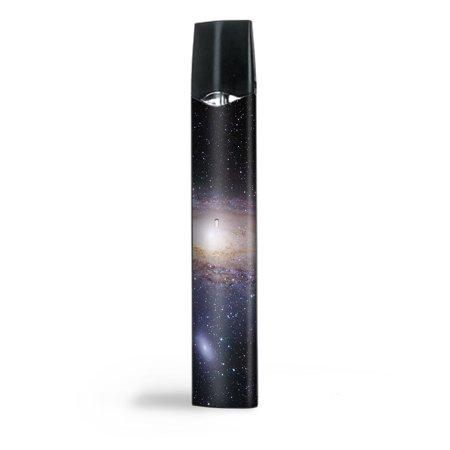 (Skin Decal Vinyl Wrap for Smok Infinix Ultra Portable Kit Vape stickers skins cover/ solar system milky way)