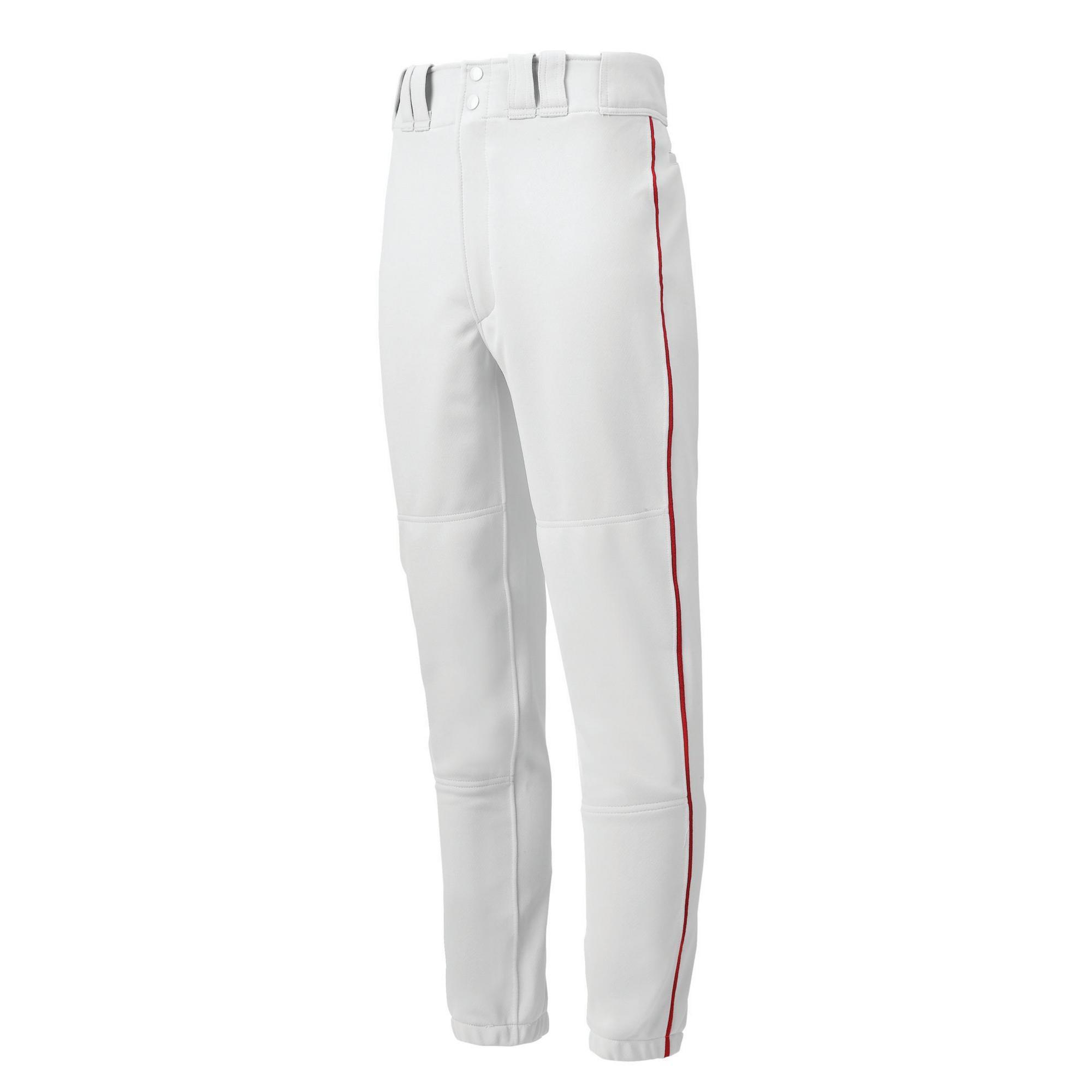 0f4b5ec4993 Youth Select Piped Baseball Pant (Youth X-Large