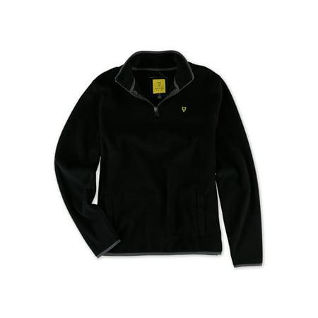 Aeropostale Mens Logo Fleece Jacket ()