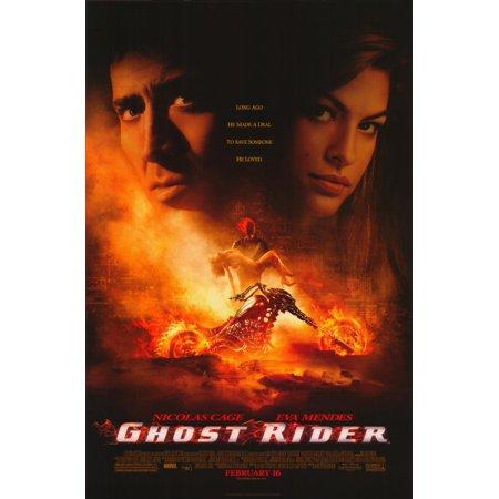 Ghost Rider  2007  11X17 Movie Poster