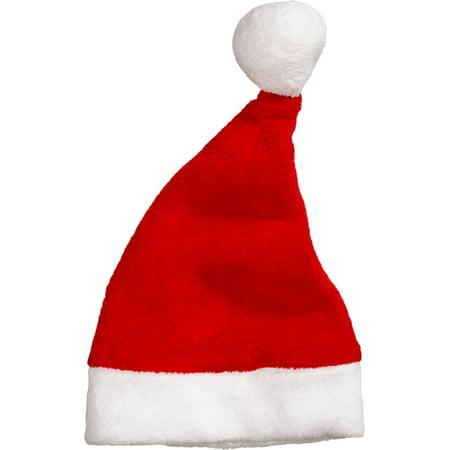 Family PJs Girls Kids Christmas Santa Hat ()
