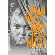 The Man Who Knew Too Much (Criterion Collection) (DVD)