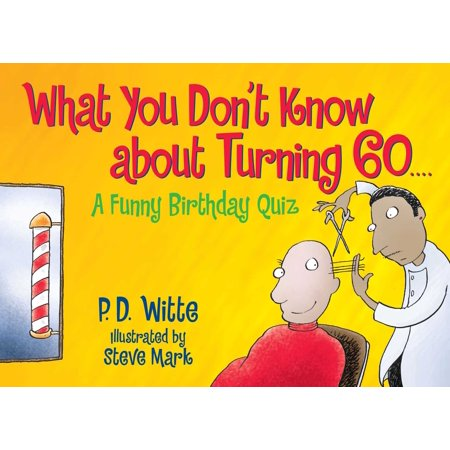 What You Don't Know About Turning 60 : A Funny Birthday Quiz - Funny Status About Halloween