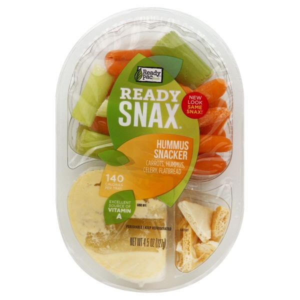 Ready Pac Foods Ready Pac Ready Snax Hummus Snacker, 4.5 oz