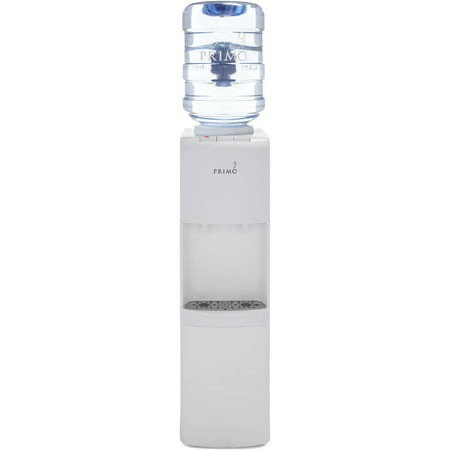 Primo Top Loading Hot / Cold Water Dispenser, White 1 Instant Hot Water Dispenser