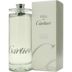 Best EAU DE CARTIER by Cartier Eau De Toilette Spray 6.7 oz deal