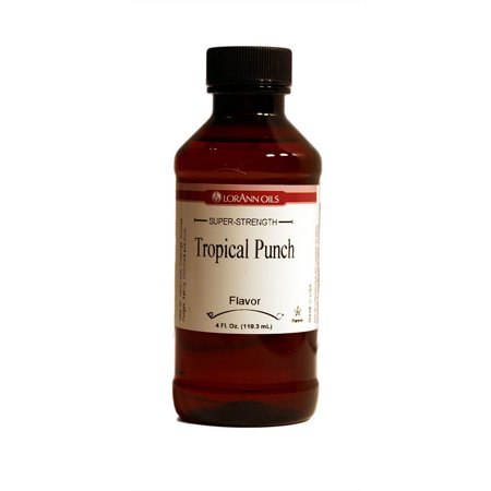 LorAnn Tropical Punch Super Strength Flavor 4 oz