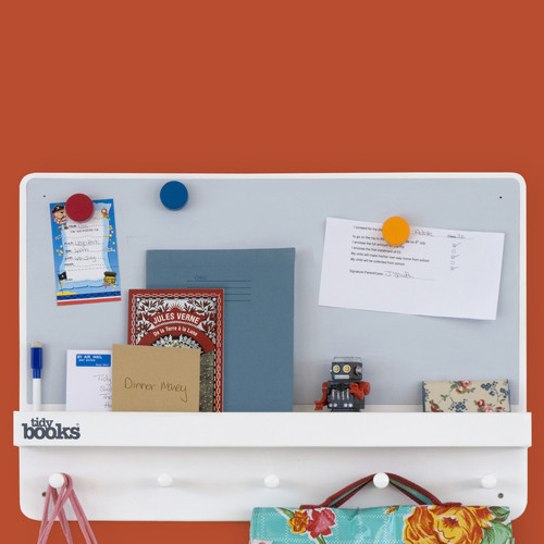 "Tidy Magnetic 2' x 1' 3"" Memo Board FMN-XX Surface Color: White"
