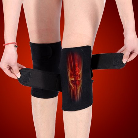 Self-heating Magnetic Therapy Knee Protector Belt Arthritis and Joint Relief Brace z9