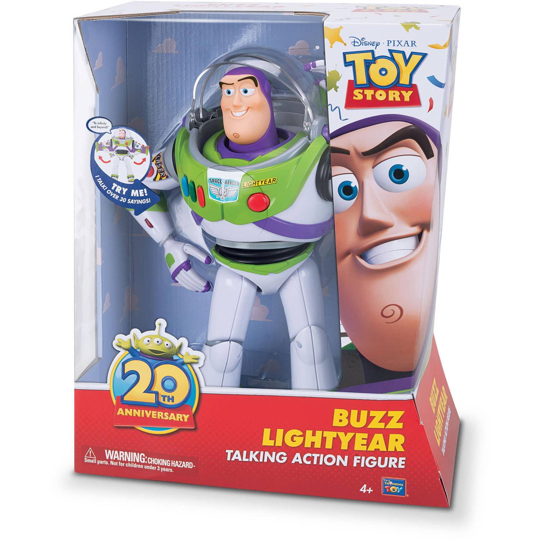 Toy Story Talking Buzz Lightyear - Walmart.com 49ec9f5ee1c